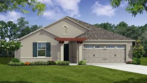 The Reserve at Pradera The Huntington II 1,593 Sq Ft 3 Beds 2 Baths 2 Car Garage Riverview Fl