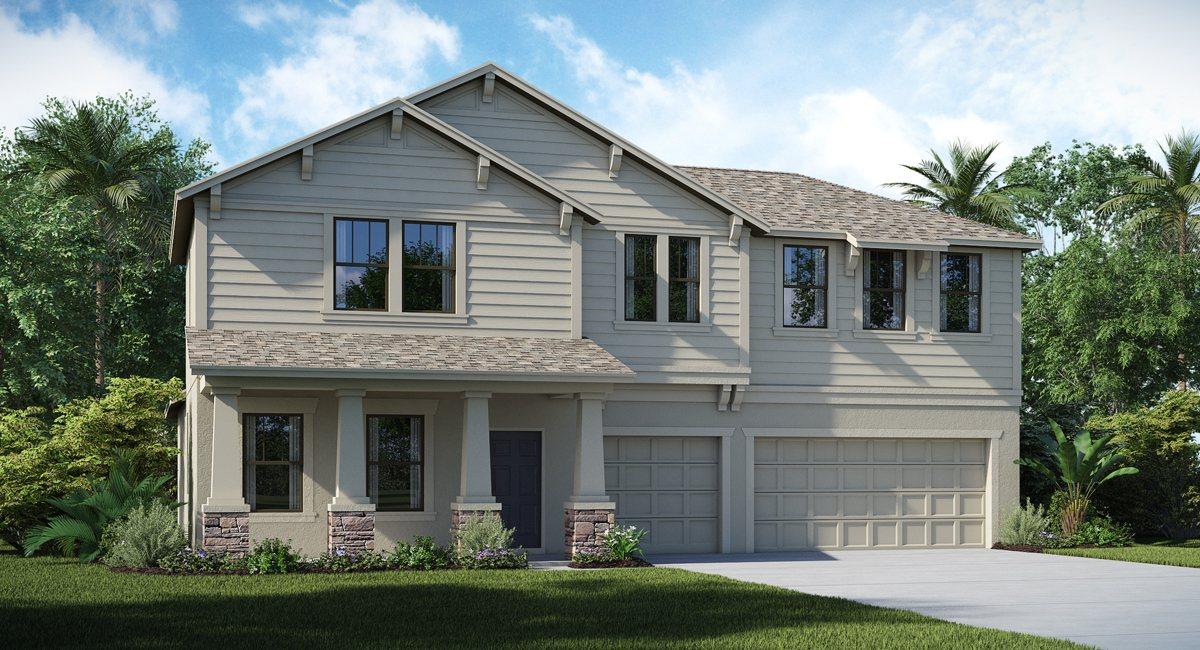 Kim Christ Kanatzar Selling New Homes In Sereno Wimauma Florida