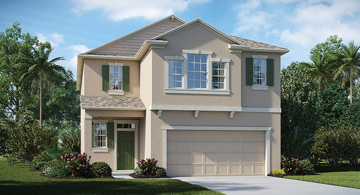 Riverview Florida Right New Home at the Right Price