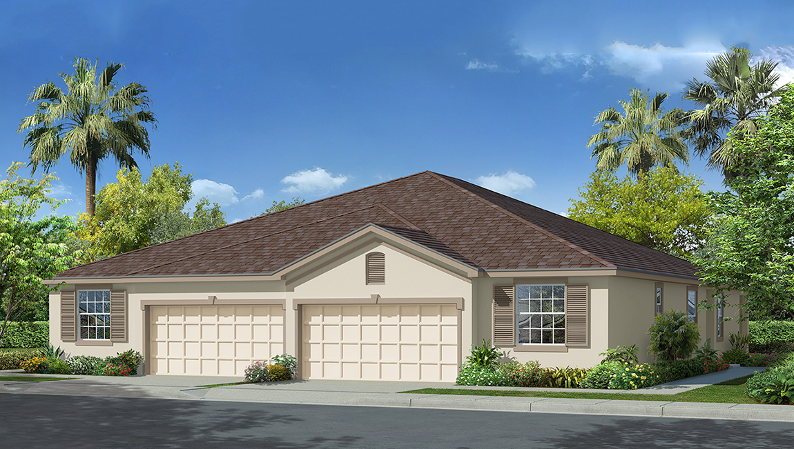New Home Community Wesley Chapel Florida