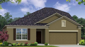 The Reserve at Pradera The  St Augustine III 2,546 Sq Ft 5 – 4 Beds 3 Baths 2 Car Garage Riverview Fl