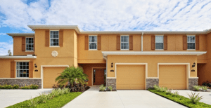 The Club at Hidden River The Cambria 1,674 square feet 3 bed, 2.5 bath, 1 car, 2 story Temple Terrace Fl