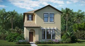 Kim Christ Kanatzar Selling New Homes In The Arbors at Wiregrass Ranch: Manor Homes
