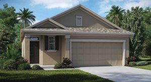 New Homes  With Home Warranty Riverview Florida