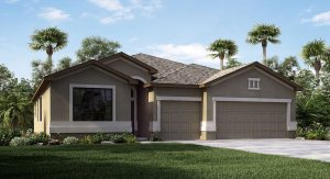 Read more about the article South Fork The Kennedy II 2,277 sq. ft. 4 Bedrooms 3 Bathrooms 3 Car Garage 1 Story Riverview Florida 33579