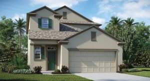 New Homes Union Park Wesley Chapel Florida 33543