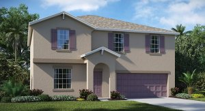 The Summit at Fern Hill The  Providence 2,562 sq. ft . 4 Bedrooms 2 Bathrooms 1 Half bathroom 2 Car Garage 2 Stories Riverview Florida 33578
