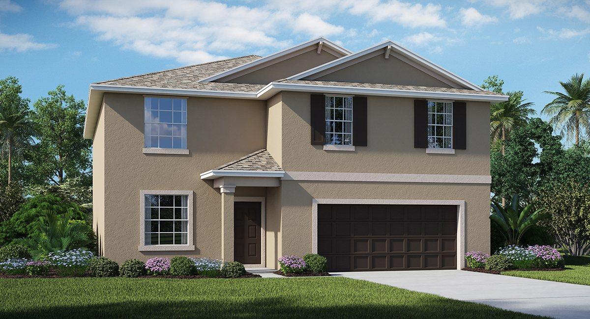 New Homes Highland Estates Wimauma Florida 33598
