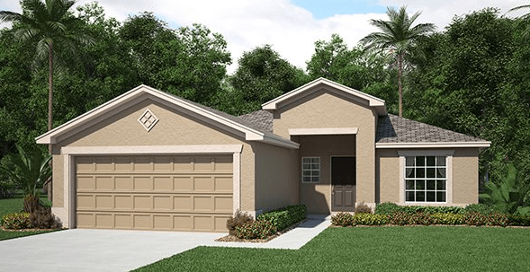 Wimauma Fl Compare Pricing, Pictures, and Floor Plans New Homes for Sale