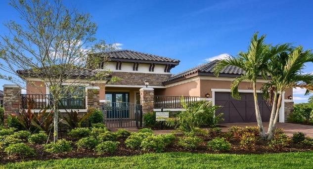 Esplanade at Artisan Lakes | Bella Casa VII | 2,921 Sq. Ft. | 3 Bedrooms | 3.5 Baths | 2 Garage | 1 Story Bella Casa VII |Palmetto Florida