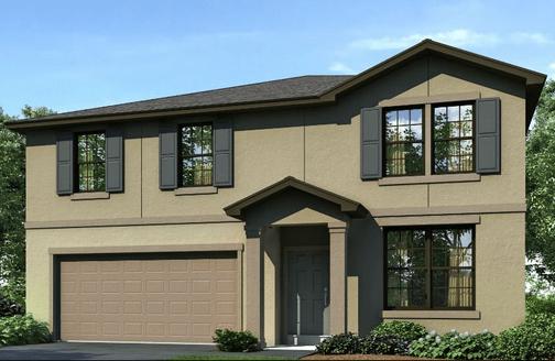Quick Move-In New Homes In Wimauma Florida