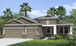 Move-In Ready New Home for Sale Near Riverview Florida