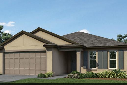 New Homes for Sale | Home Builders & New Home Construction | Wimauma Florida