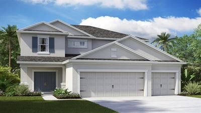 CalAtlantic Homes (Ryland Homes) Hixon Preserve Tampa Florida