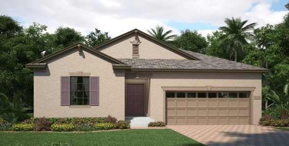 Wimauma Florida New Homes & New Home Warranty
