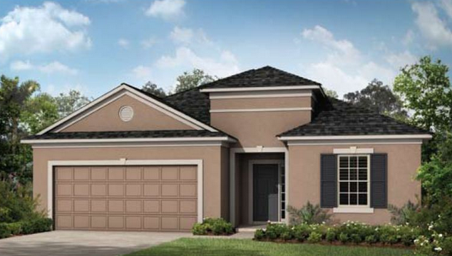 Newer Construction Homes in Wimauma Florida