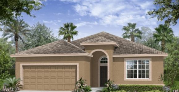 Wimauma Fl Variety of Floorplans & New Inventory Homes