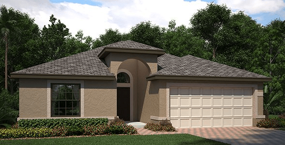 Quick Move-In Ready New Homes in Ruskin Florida