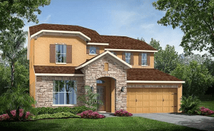 CalAtlantic Homes (Stardard Pacific Homes) Bellafield At Seven Oaks Wesley Chapel Florida