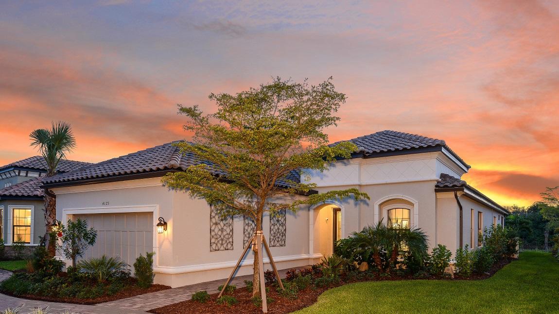 Taylor Morrison Esplanade at Starkey Ranch Odessa Florida