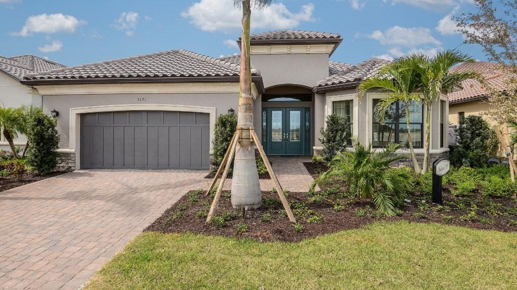 Taylor Morrison Homes Esplanade at Artisan Lakes Palmetto Florida
