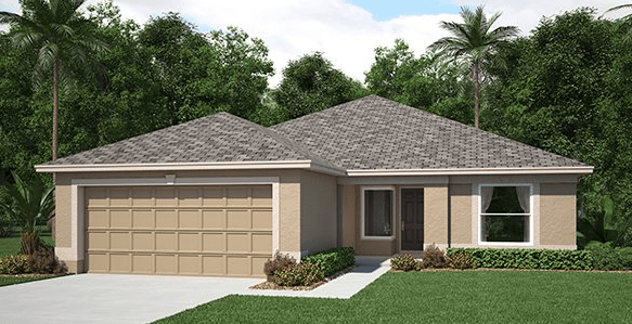 Wimauma Florida & Quick Move-In Homes & New Homes