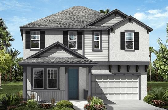 CalAtlantic Homes (Ryland Homes) MiraBay - Admiral Point Apollo Beach Florida