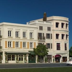 COURTYARD AT CITRUS 505 N ORANGE AVE,  SARASOTA, FL 34236 – New Construction