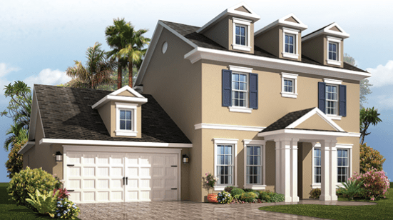 FISHHAWK RANCH WEST LITHIA FLORIDA - NEW CONSTRUCTION