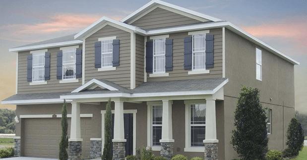 D.R. Horton Homes Tampa-Sarasota Florida