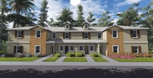Tampa Florida Townhomes New Home Community