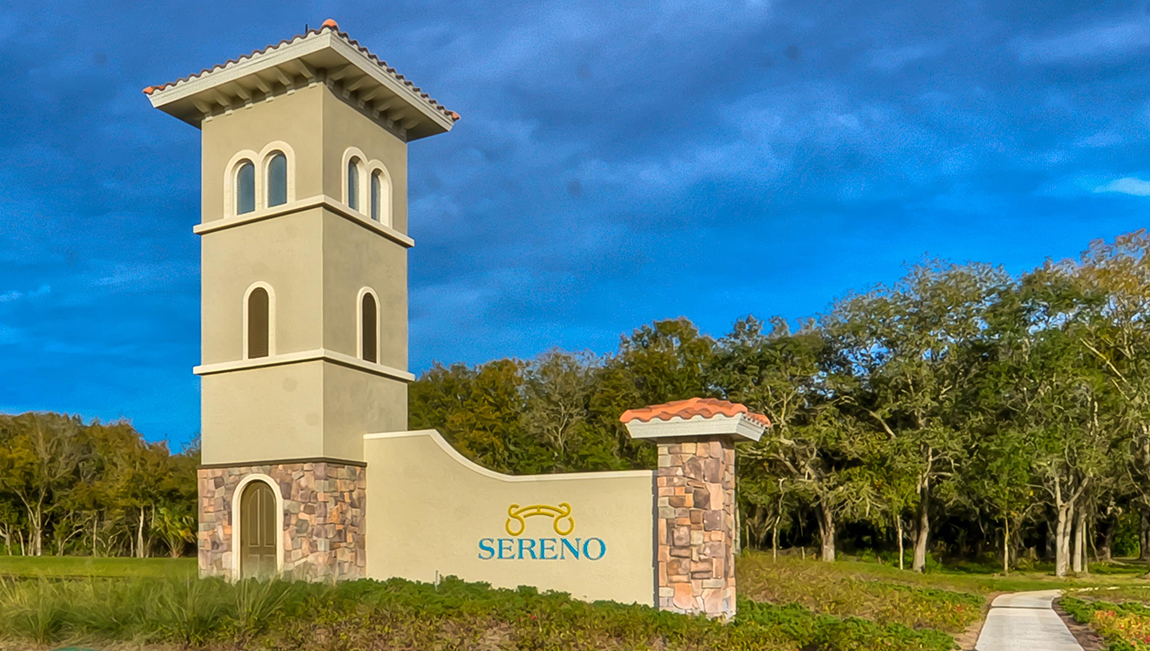 D.R. Homes Sereno Wimauma Florida