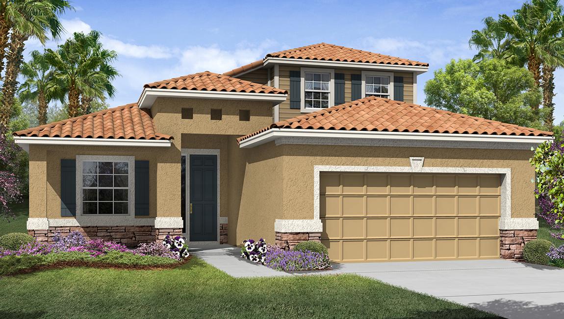 D.R. Horton Homes Luna Bay Sarasota Florida