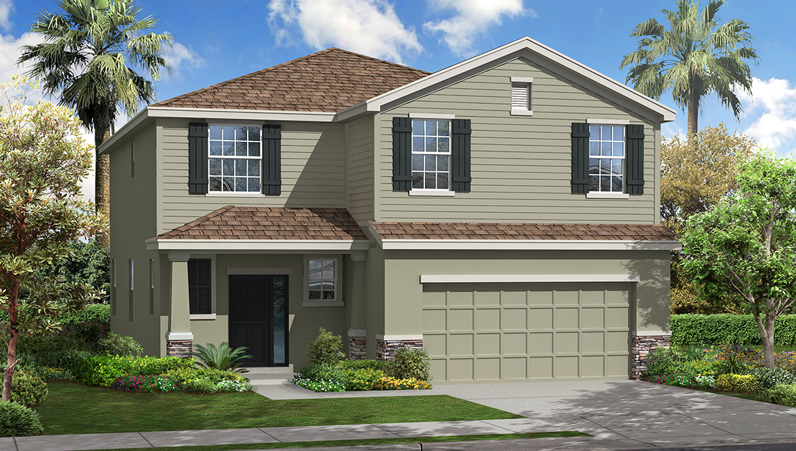 D.R. Horton Homes Sarasota Estates Sarasota Florida