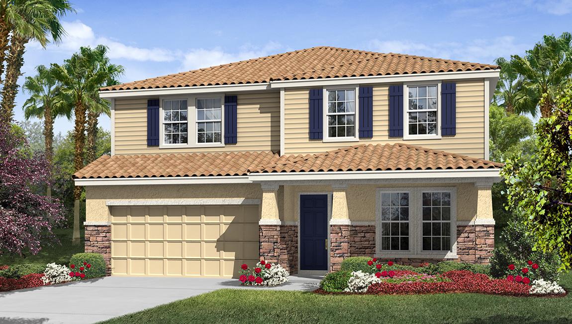 D.R. Horton Homes Soleil Sarasota Florida