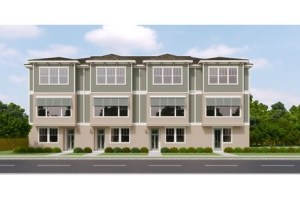 Lincoln & Horatio Town Homes South Tampa Florida – New Construction