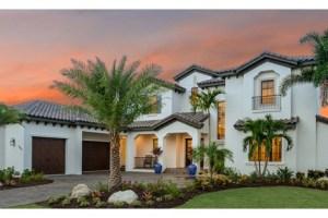 MiraBay  in Apollo Beach Florida  From $194,990 – $2,299,900
