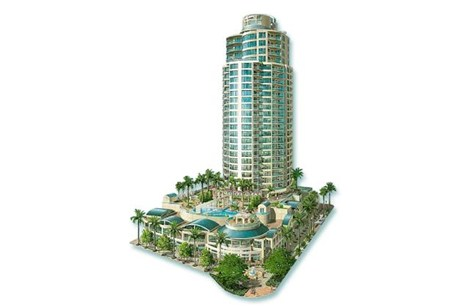 Ovation St. Petersburg Florida From $1,295,000 - $4,400,000