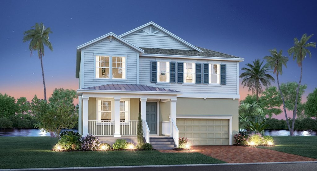 Waterfront New Homes – Apollo Beach & Little Harbour FL
