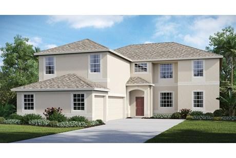 Sereno Subdivision Wimauma Florida New Construction