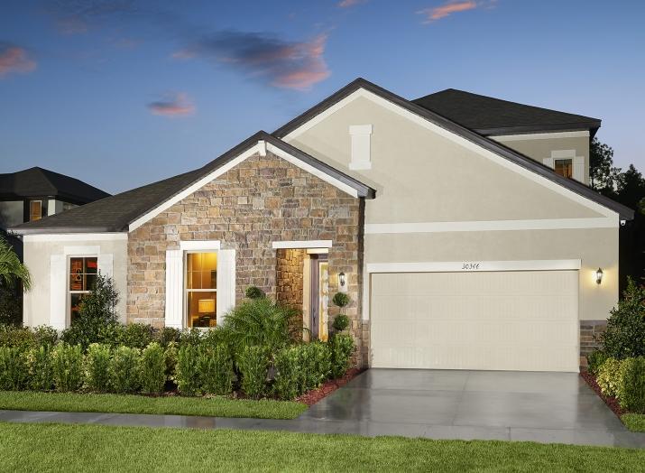 Country Walk   –  Wesley Chapel, FL $318,990 – $587,990