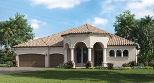 Lakewood National: Terraces & Verandas Homes & Estate Homes & Executive Homes