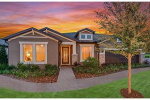 New Homes at Summerset at South Fork Riverview Florida