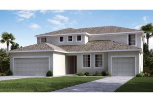 New Homes Including Riverview Florida