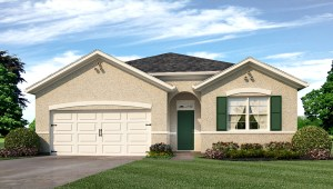 Read more about the article Park Creek The Cali   1,828 square feet 4 bed, 2 bath, 2 car, 1 story Riverview Florida