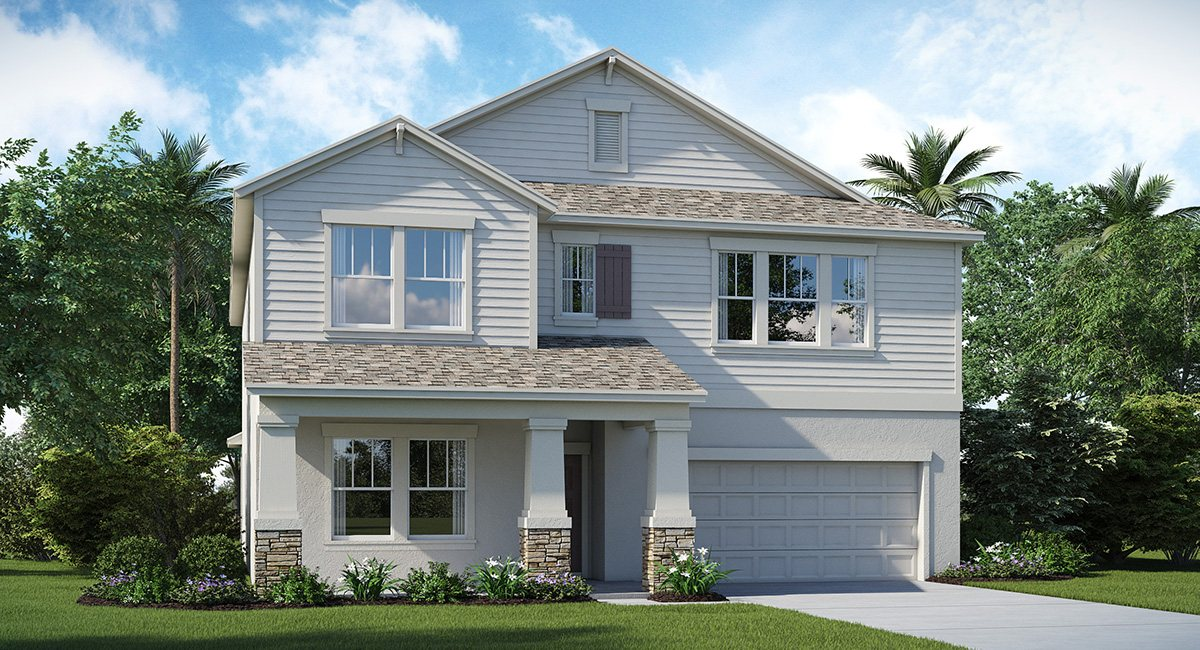 Cypress Creek Elementary School & New Homes Ruskin Florida 33570