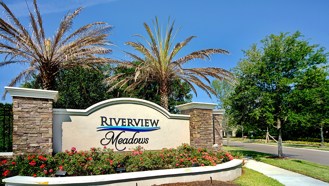 D.R. Horton Homes Riverview Meadows Riverview Florida