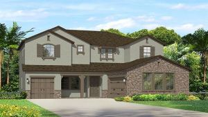 Arbor Grande at Lakewood Ranch The Fairmont Starting from $474,990
