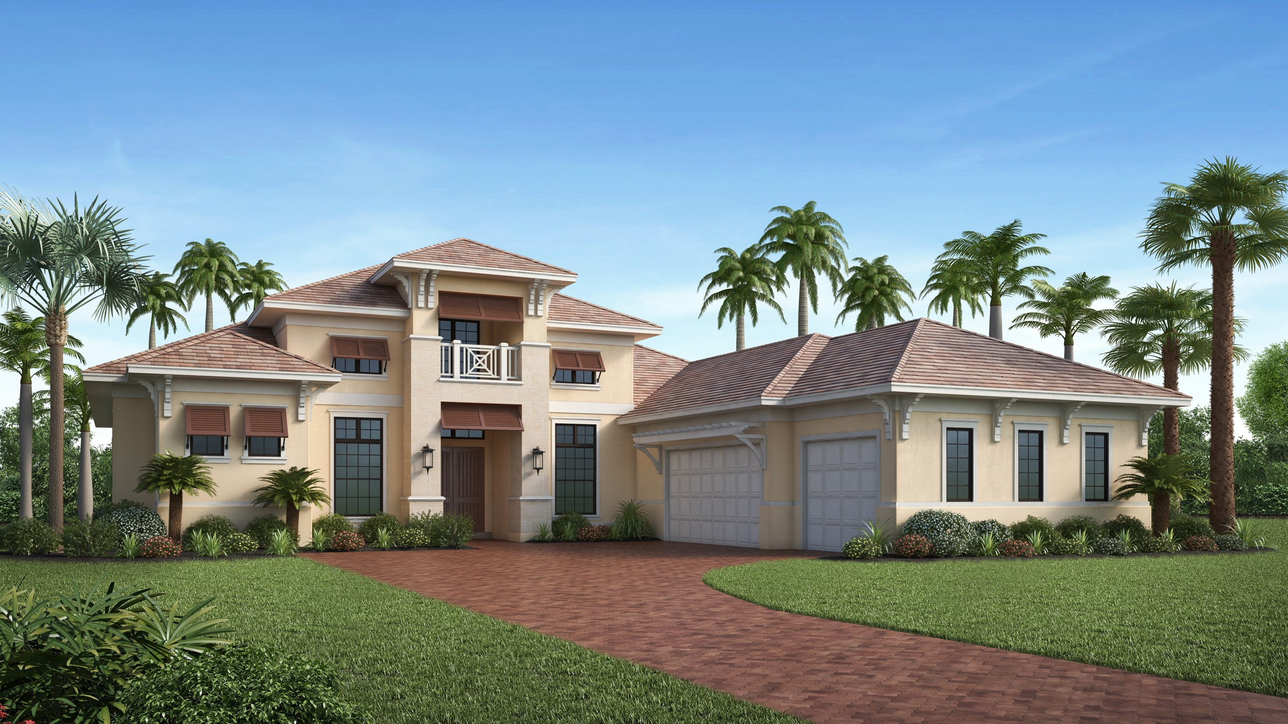 Lakewood Ranch Florida Million Dollar New Homes Community