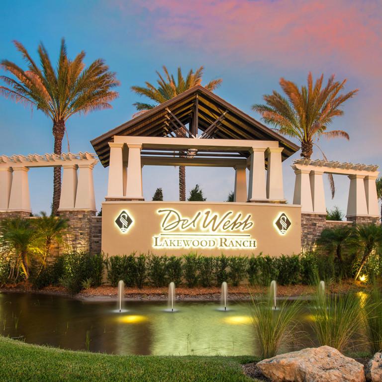 Kim Christ Kanatzar Selling New Homes At Del Webb At Lakewood Ranch